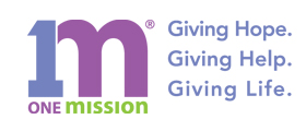 One Mission Cancer Foundation logo