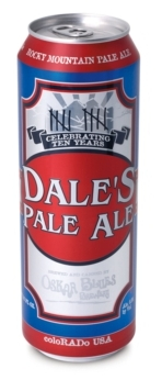 Oskar Blues Dales Pale Ale Royal Pint
