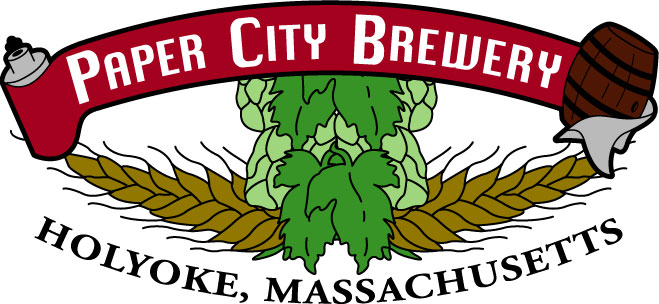 Paper City Brewing Logo
