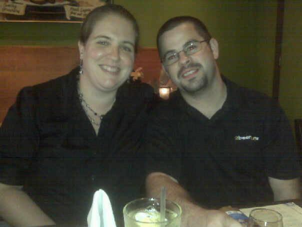 Ryan and Jen