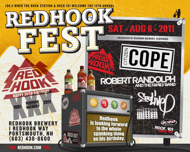 15th Annual Redhookfest