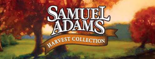 Boston Beer Company Harvest Collection