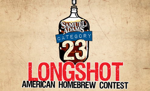 Sam Adams Longshot Homebrew Competition