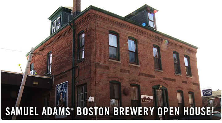 Sam Adams Brewery - Open House