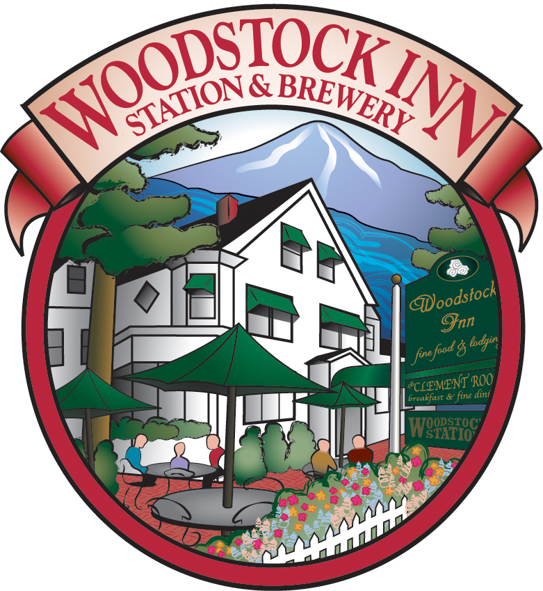 Woodstock Inn and Brewery Logo