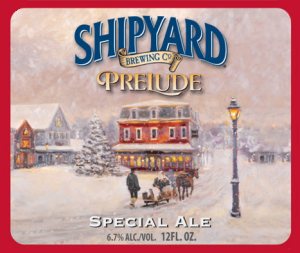 Shipyard Prelude Label
