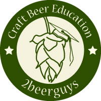 2Beerguys - Craft Beer Education